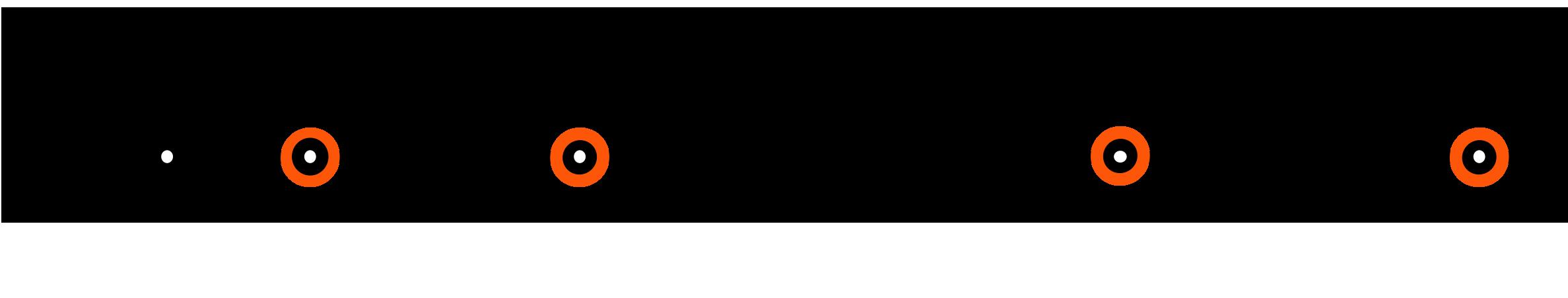 I bilden finns en tidslinje som beskriver viktiga tidpunkter i STEA. I januari-februari publiceras understödsbeslutet, ansökan om nya understöd görs i mars, ansökan om fortsatta understöd görs i augusti-september och understödsförslagen publiceras i december. Resultatrapporten lämnas in i mars och årsredovisning i maj.